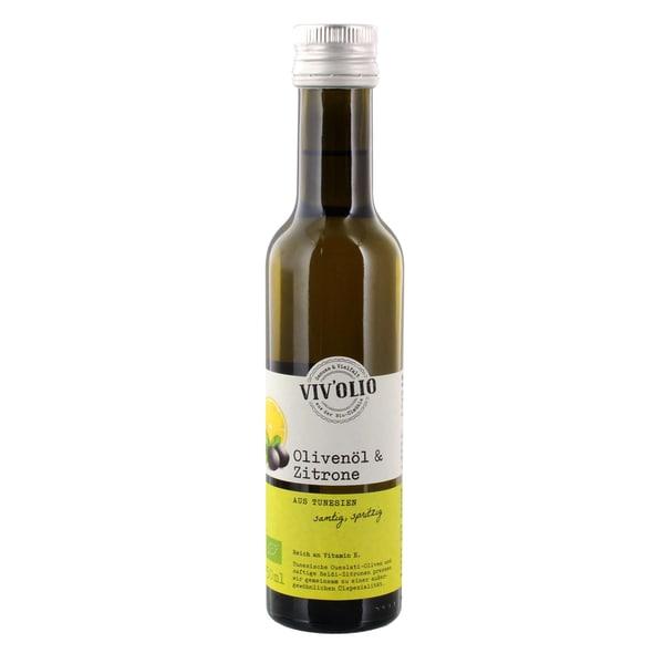 Vivolio Bio citr'olio Olivenöl und Zitrone 250ml