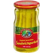 Spreewald Sandwichgurken süß würzig 185g