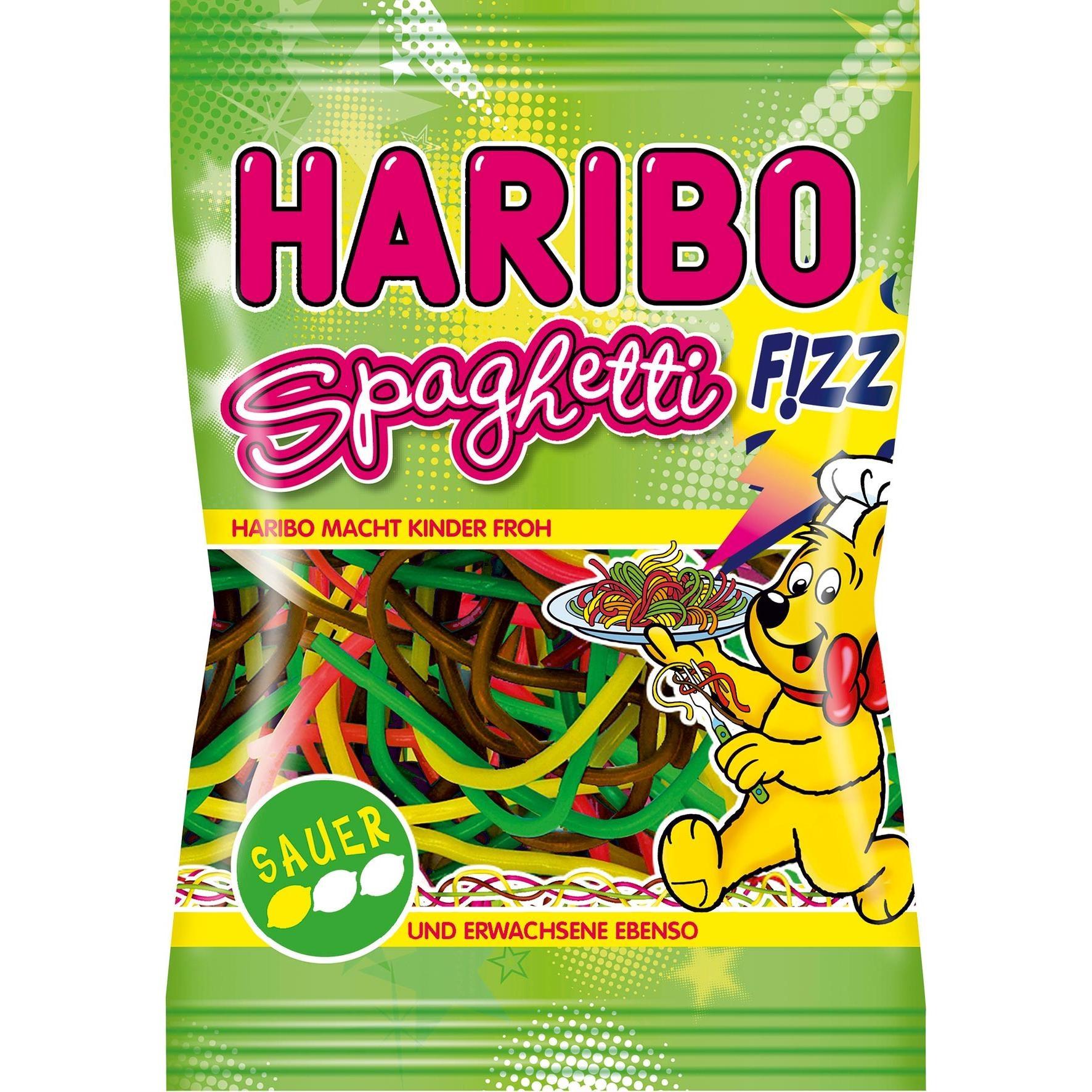 Haribo Spaghetti Sauer Fruchtgummi 150g