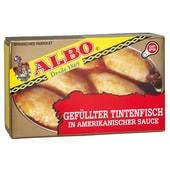 ALBO Tintenfisch gefüllt in amerikanischer Sauce 72g