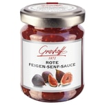 Grashoff - Rote-Feigen-Senf-Sauce - 125ml