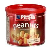 Pittjes Erdnüsse Geröstet und Gesalzen 200g