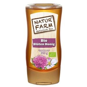 Natur Farm Bio Blütenhonig Tube 350g