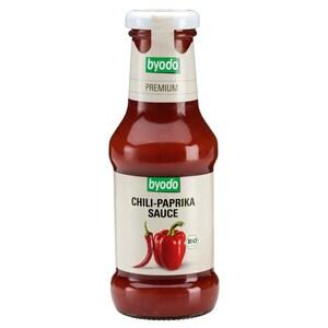 Byodo Naturkost Bio Chili-Paprika Sauce 250ml