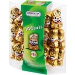 Riegelein Minis Knuddelhäschen Schokolade 100g, 25 Stück