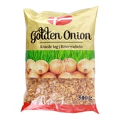 Köbmanden Golden Onion Röstzwiebeln aus Dänemark 500g