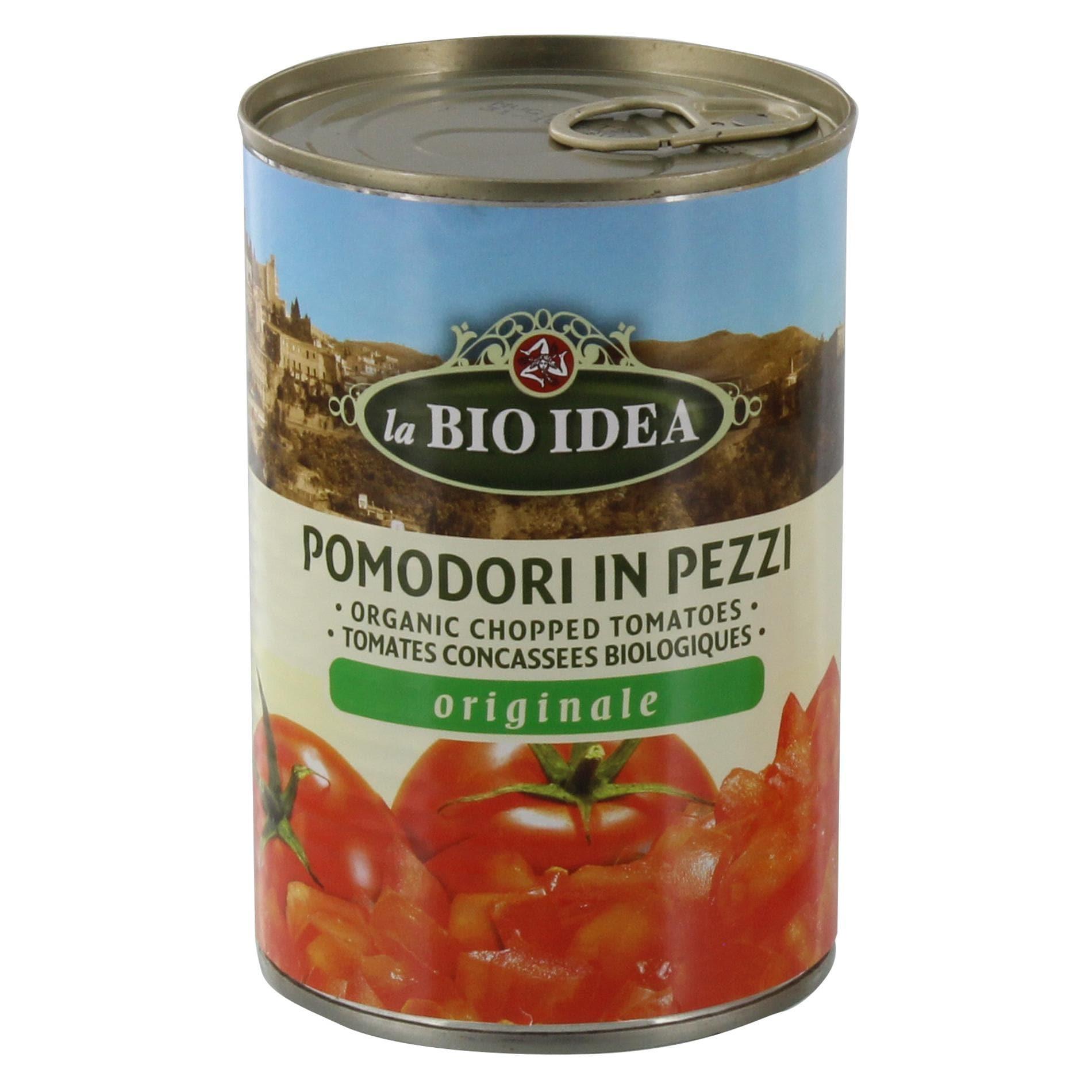 La Bio Idea Pomodori In Pezzi Originale Tomatenstückchen 400g