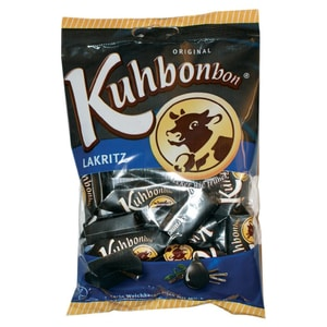 Kuhbonbon - Lakritz - 200g