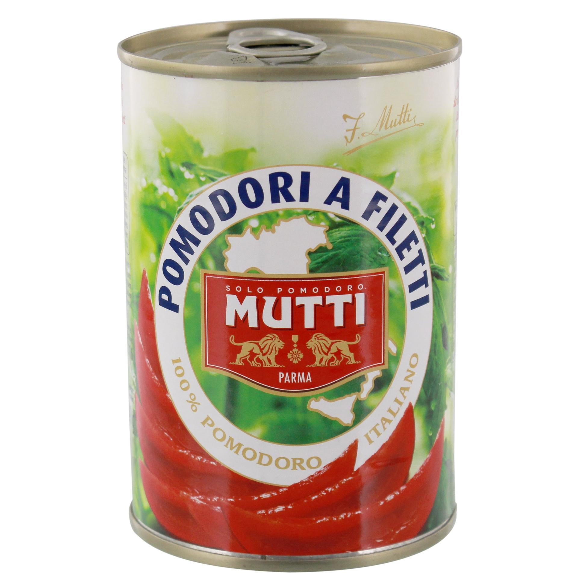 MUTTI Pomodori a filetti Tomatenfilets Dose 240g