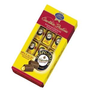 Verpoorten Eierlikör Pralinés Zartbitterschokolade 12 Stück, 120g