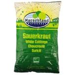 Marschland Naturkost Bio Sauerkraut Sauerkohl Weißkohl gesäuert 500g