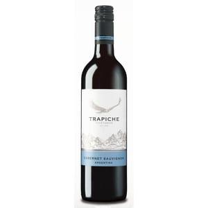 Trapiche Cabernet Sauvignon Rotwein trocken 13% 0,75l