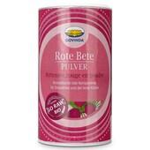 Govinda Bio Rote Beete-Pulver Smoothiezutat Rohkost Raw 200g
