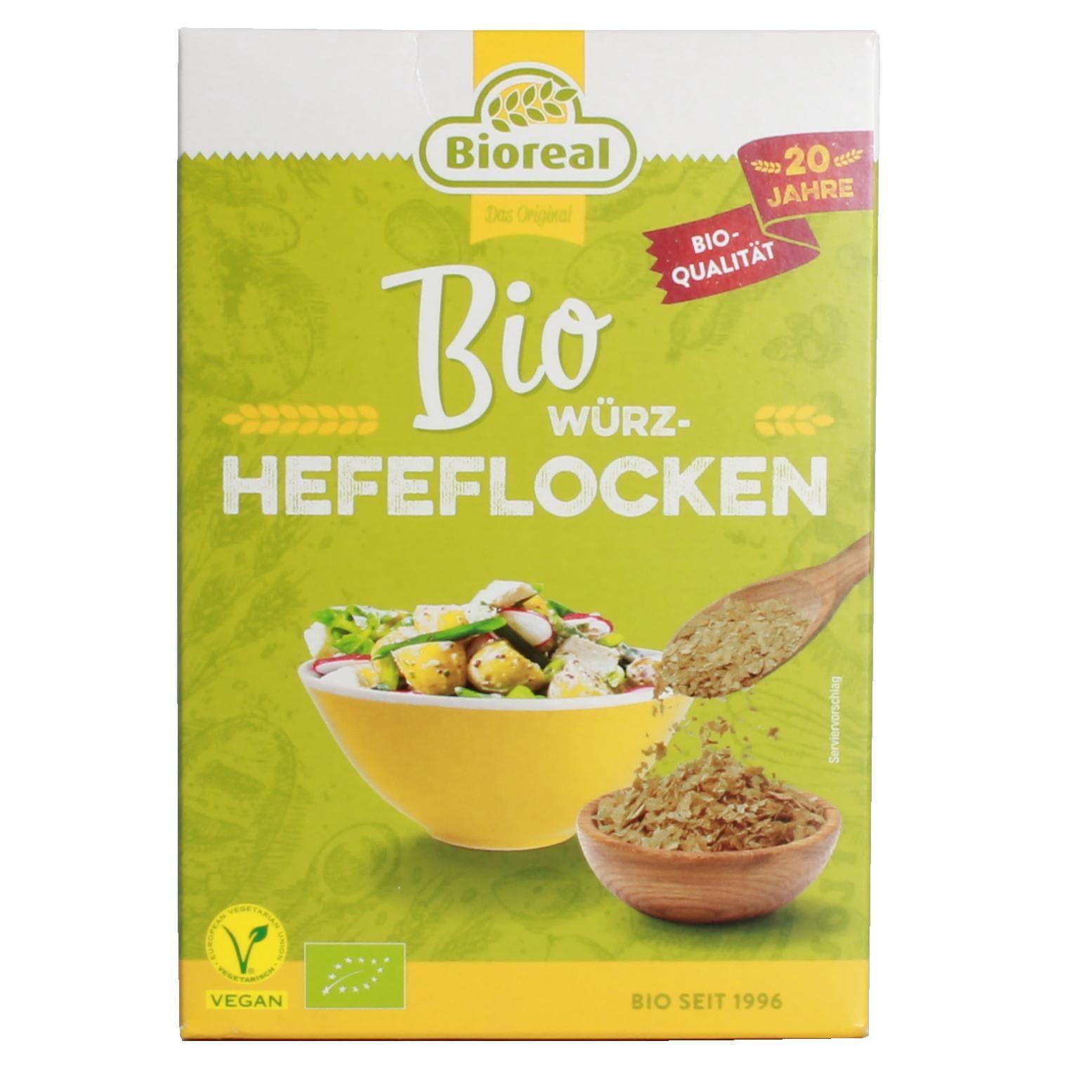 Bioreal Bio Würzhefeflocken 100g