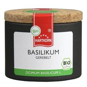 Hartkorn Bio Basilikum gerebelt 21g