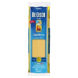 De Cecco - Capellini Nudeln - 500g