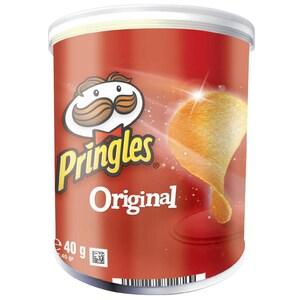 Pringles - Original Chips Knabbergebäck - 40g