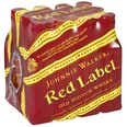 Johnnie Walker Red Label Blended Scotch Whisky 12x0,05l