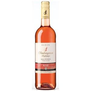 Oberbergener Baßgeige Spätburgunder Rosé trocken Baden 13% 0,75l