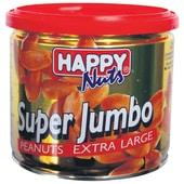 Happy Nuts Super Jumbo Peanuts Extra Large 200g