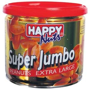 Happy Nuts - Super Jumbo Peanuts Extra Large - 200g