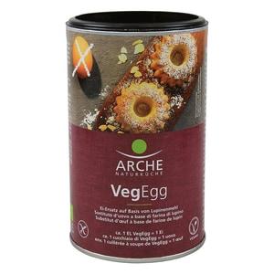 Arche Bio VegEgg veganer Ei-Ersatz auf Basis von Lupinenmehl 175g