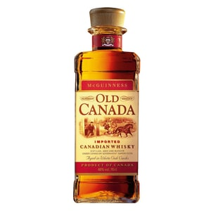Old Canada McGuiness Blended Canadian Whisky 0,7l