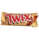 Twix - Riegel Keks mit Karamell und Schokolade - 50g