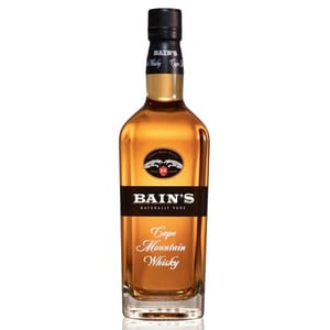 Bain's Cape Mountain Single Grain Whisky 0,7l