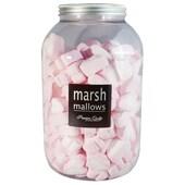 Mellow Mellow Marshmellow Herzen Schaumzucker 800g