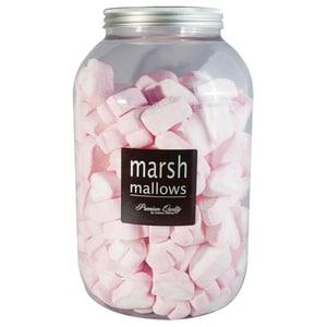 Mellow Mellow - Marshmellow Herzen Schaumzucker - 1St