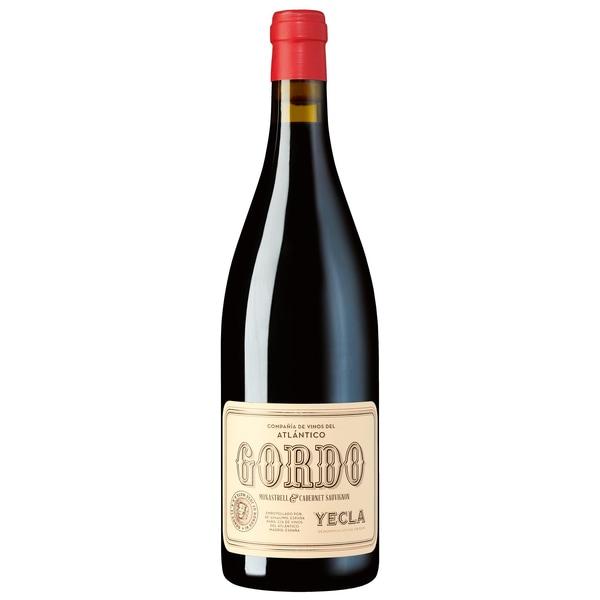 Vinos Del Atlántico Gordo RotweinCuvée trocken 14% 0,75l