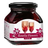 Rosella Wild Hibiscus in Sirup 250g, 11 Stück