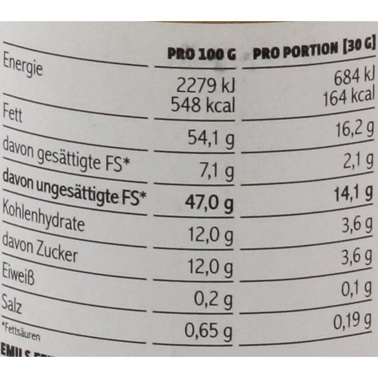 Emils Bio Honig & Senf Dressing 250ml