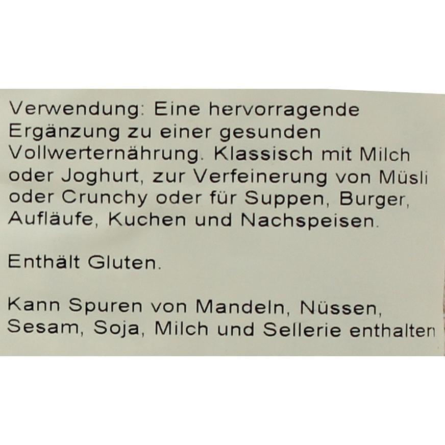 Bohlsener Mühle Bio Gerstenflocken 500g