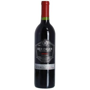 Beringer Founder's Estate Zinfandel California Rotwein 14,5% 0,75l