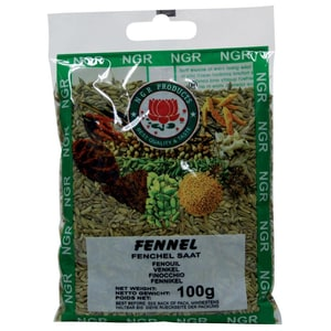 NGR Products - Fenchel-Saat - 100g