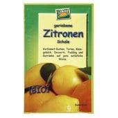 Biovita Naturkost Bio Zitronen Schale gerieben 11g