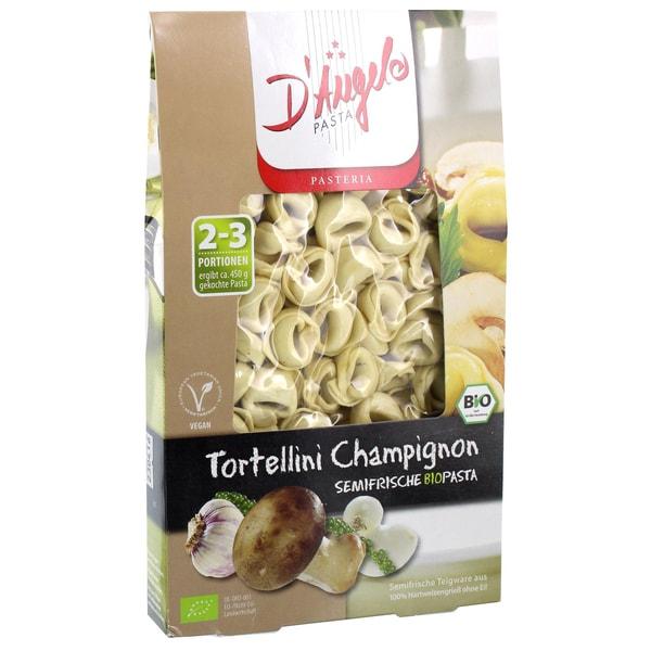 D'Angelo Bio Tortellini Champignon 250g