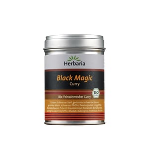Herbaria Bio Black Magic Curry Gewürzmischung 80g