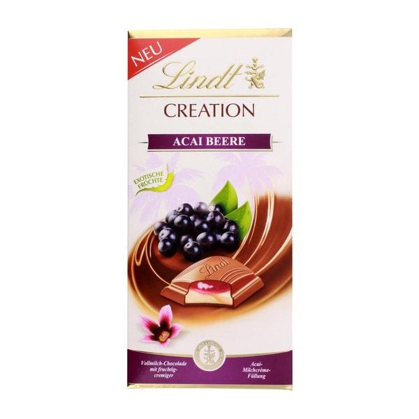 Lindt Creation - Acai Beere Schokolade - 150g