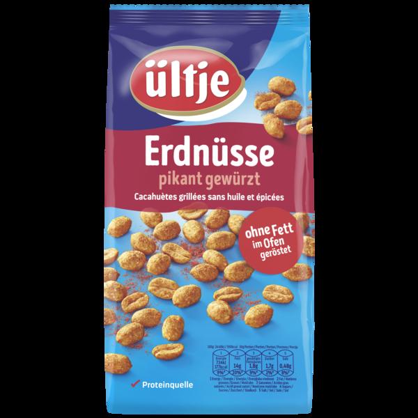 Ültje - Erdnüsse pikant gewürzt Salzsnack - 1kg