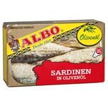 ALBO Sardinen in Olivenöl Fischkonserve 85g/120g