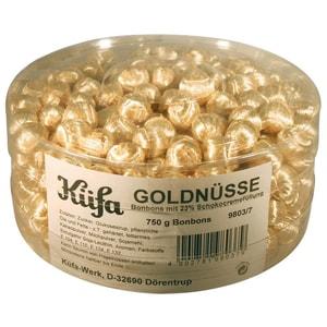 Küfa Goldnüsse 750g