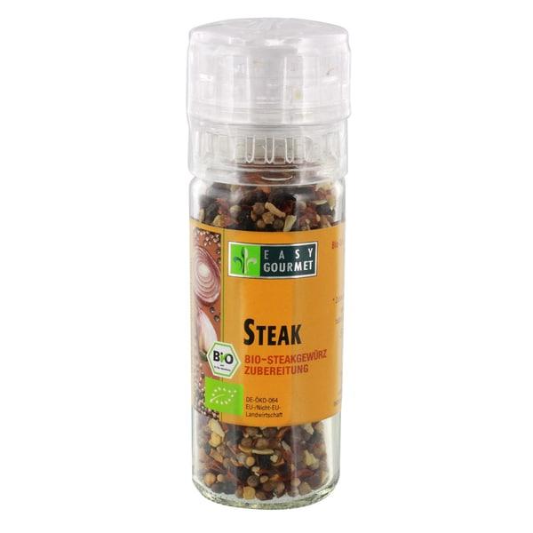 Easy Gourmet Bio Steak Gewürzmischung 51g