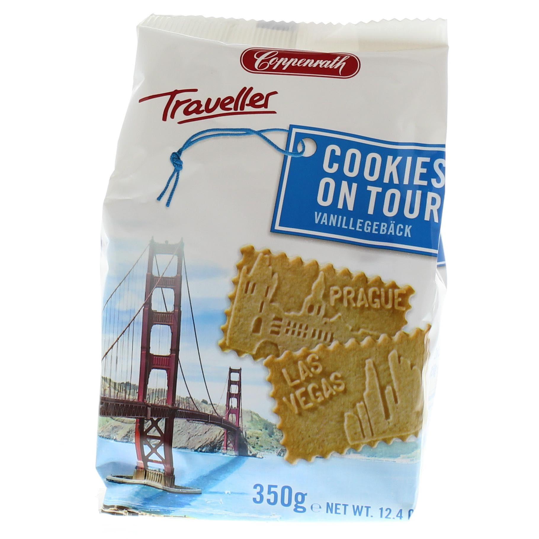 Coppenrath - Cookies on Tour - Vanillegebäck - 350g