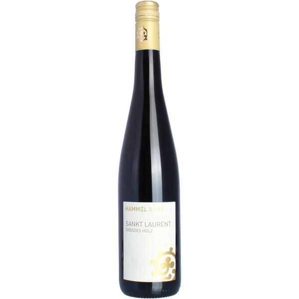 Hammel Sankt Laurent Grosses Holz QbA Rotwein trocken 13% 0,75l