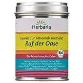 Herbaria Bio Ruf der Oase Gewürzmischung für Salate 110g