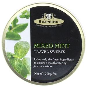 Simpkins - Drops Mixed Mint Bonbons - 200g