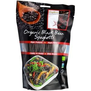 Explore Asian Bio Black Bean Spaghetti aus schwarzen Bohnen 200g